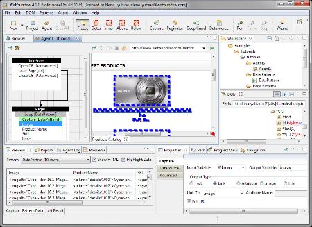 Web Scraping Software